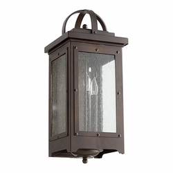 "Quorum Riverdale 20.5"" Exterior Wall Lighting 757-3-86"