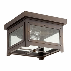 Quorum Riverdale Outdoor Ceiling Light 357-13-86