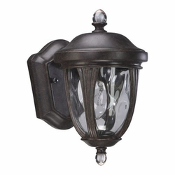 "Quorum Sloane 12"" Outdoor Lighting Sconce 7220-1-45"