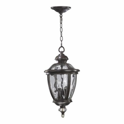 Quorum Sloane Outdoor Hanging Light Fixture 7222-3-45