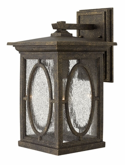 "Randolph 13.75"" Exterior Wall Lantern By Hinkley - Autumn 1494AM"