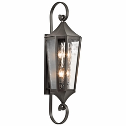 "Rochdale 46.75"" Exterior Wall Sconce By Kichler - Bronze 49515OZ"