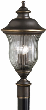 Sausalito Nautical Outdoor Post Light by Kichler 9932OZ