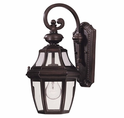 "Savoy House Endorado 16"" Outdoor Wall Light - Bronze 5-491-13"