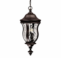 """Savoy House Monticello 24"""" Outdoor Hanging Lamp - Walnut KP-5-302-40"""