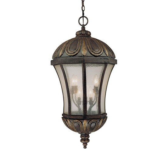 Savoy House Ponce De Leon Outdoor Hanging Light Fixture 5-2505-306