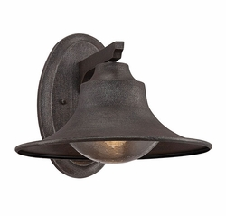"Savoy House Trent 10"" Exterior Wall Lighting - Rust 5-5071-1-32"