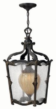 Sorrento Mediterranean Outdoor Hanging Light by Hinkley 1422AI