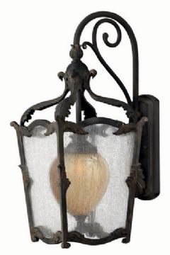Sorrento Mediterranean Outdoor Wall Light by Hinkley 1425AI