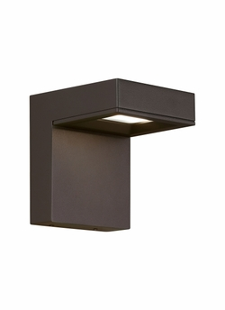 "Tech Taag 6"" LED Bronze Exterior Wall Lighting 700OWTAG8306DZUNVS"