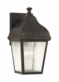 "Terrace 11.75"" Exterior Wall Lantern By Murray Feiss - Bronze OL4001ORB"
