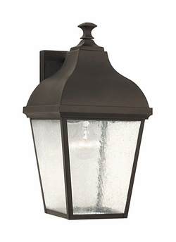 "Terrace 16"" Outdoor Wall Lantern By Murray Feiss - Bronze OL4002ORB"