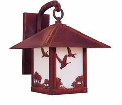 "Timber Ridge 15"" Exterior Wall Light By Arroyo Craftsman"