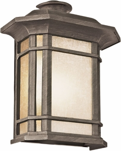 """Trans Globe 12"""" Exterior Wall Sconce - 5821-1"""