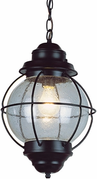 "Trans Globe 13.5"" Outdoor Hanging Lighting - Nautical 69903"