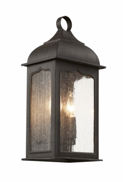 "Trans Globe 15"" Outdoor Wall Lighting - Bronze 40230-ROB"