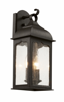 "Trans Globe 16.5"" Outdoor Wall Sconce - Bronze 40231-ROB"