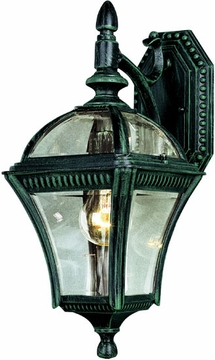 """Trans Globe 16"""" Outdoor Wall Lamp - Traditional 5081"""