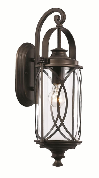Trans Globe 18 75 Outdoor Wall Lighting Fixture Transitional 40410rob