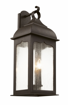 "Trans Globe 20.75"" Outdoor Wall Sconce Lighting - Bronze 40232-ROB"