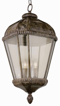 """Trans Globe 22.25"""" Outdoor Hanging Light - Traditional 5155"""