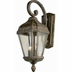 "Trans Globe 22.5"" Outdoor Wall Lantern - Traditional 5150"