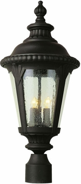 "Trans Globe 24"" Exterior Post Light - 5047"