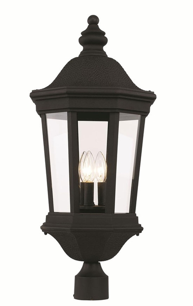 Globe 275 outdoor lamp post traditional 40404bk trans globe 275 outdoor lamp post traditional 40404bk aloadofball Gallery
