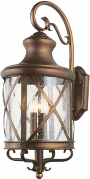 "Trans Globe 28.75"" Outdoor Wall Lamp - Victorian 5122"