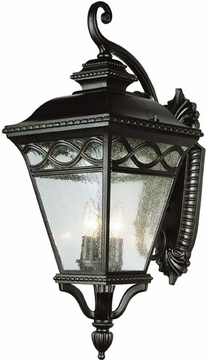 """Trans Globe 28"""" Exterior Wall Sconce - 50512"""