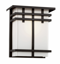 "Trans Globe 8.25"" Outdoor Wall Lantern - 40202"