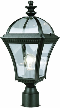 Trans Globe Exterior Post Lamp - Traditional 5085