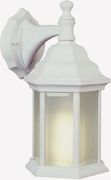 Trans Globe Fluorescent Exterior Light Sconce - Traditional PL-4349