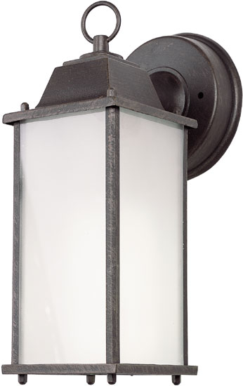 Trans globe fluorescent outdoor light sconce pl 40455 aloadofball Image collections