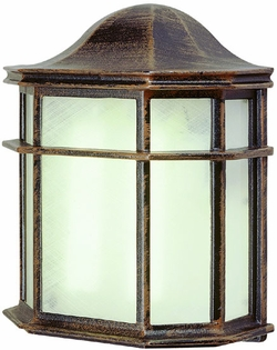 Trans Globe Fluorescent Outdoor Lighting Sconce - Traditional PL-4484