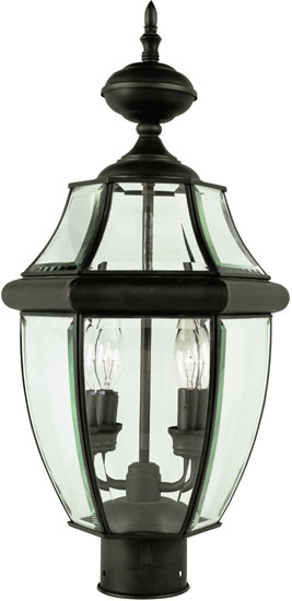 Trans Globe Outdoor Lighting Post Lamp Traditional 4321