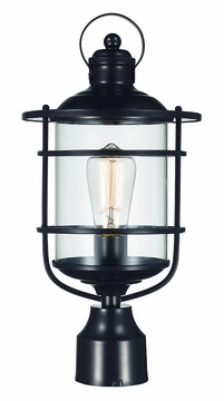 Trans Globe Outdoor Post Lantern 50374-ROB