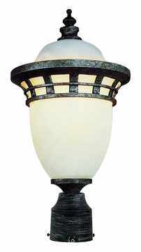 Trans Globe Outdoor Post Lantern - Transitional 5112