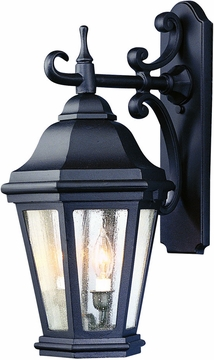 "Troy 22"" Traditional Outdoor Wall Sconce BCD6891MB"""