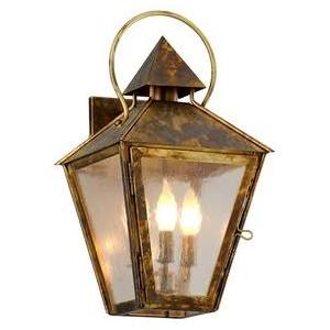 Troy allston 19 outdoor lighting sconce rust b6582nr workwithnaturefo