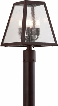 Troy Amherst Exterior Post Light - P3435