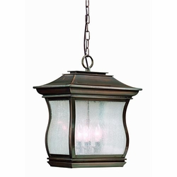 Troy Brentwood Park Transitional Low Voltage Outdoor Pendant B9517EB