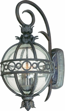 Troy Campanile Tropical Exterior Wall Sconce B5002CB
