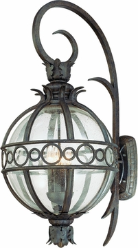 Troy Campanile Tropical Outdoor Wall Lighting Fixture B5004CB