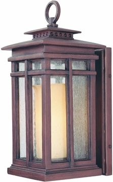 Troy Cottage Grove Fluorescent Outdoor Wall Lantern BF3081CB