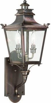 Troy Dorchester Transitional Outdoor Wall Lantern B9491EB