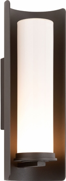 "Troy Drake 19"" Outdoor Wall Lamp - Bronze B3393"