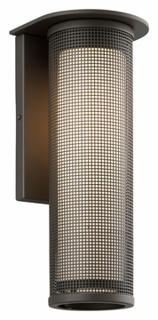 "Troy Hive 17"" Exterior Light Sconce - Contemporary B3743"