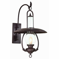 Troy La Grange Nautical Outdoor Wall Sconce BCD9011OBZ