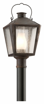 Troy Nantucket Outdoor Post Lamp - Traditional P3764